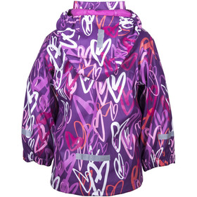Kamik Heart Jacket Kids Vibrant/Viola